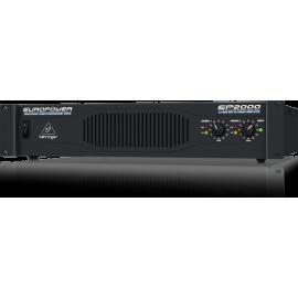 Behringer EP2000 Power Amplifier باور امبلي فير بهرنجر 2000وات مقوي مضخم لصوت السماعات مناسب للمساجد والحفلات