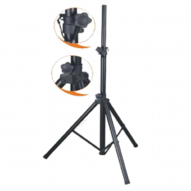 MAXMEEN MS-0011 Speaker Stand ستاند حامل سماعة من ماكسمين صناعة تايواني مناسب لجميع انواع السماعات